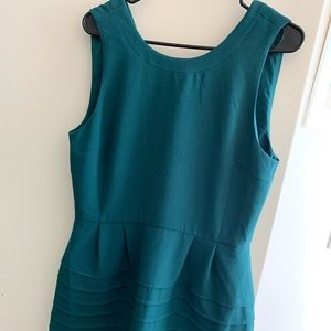 Madewell dress in green size 12